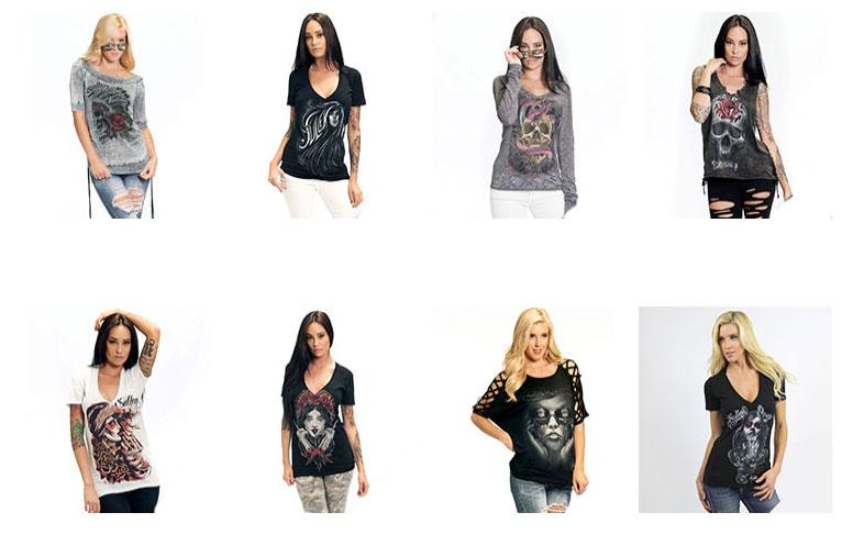 Fashion shirts usa